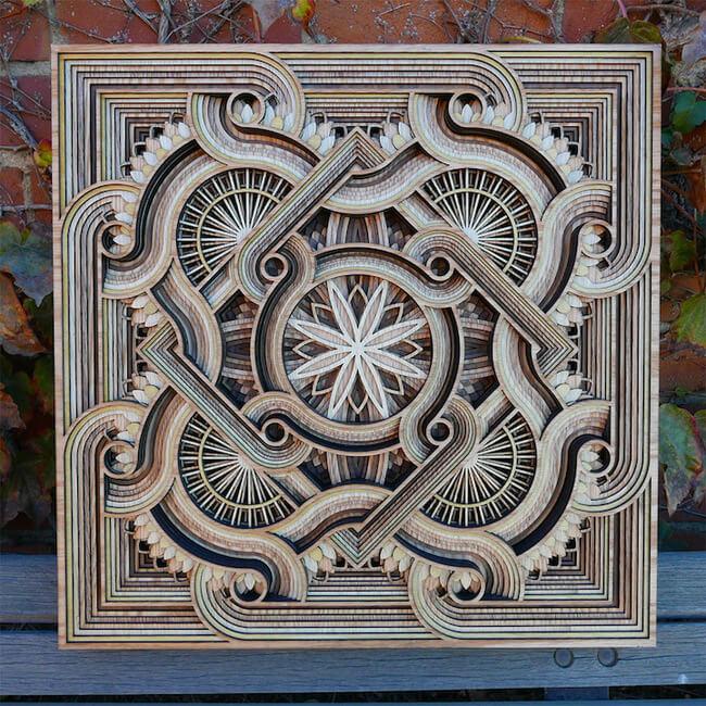 Wood Sculptures by Gabriel Schama 8