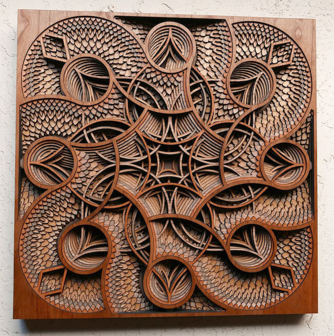 Wood Sculptures by Gabriel Schama 4