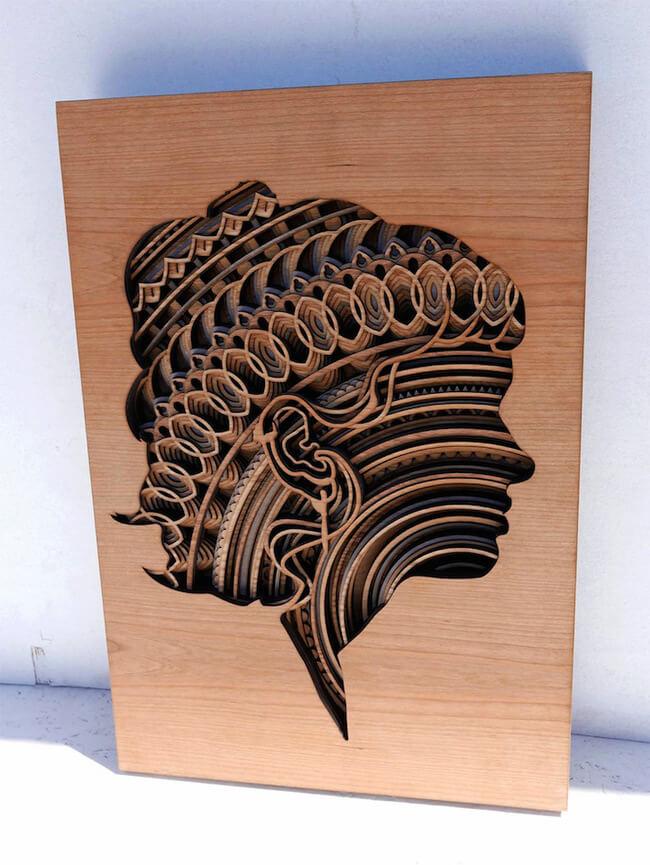 Wood Sculptures by Gabriel Schama 2
