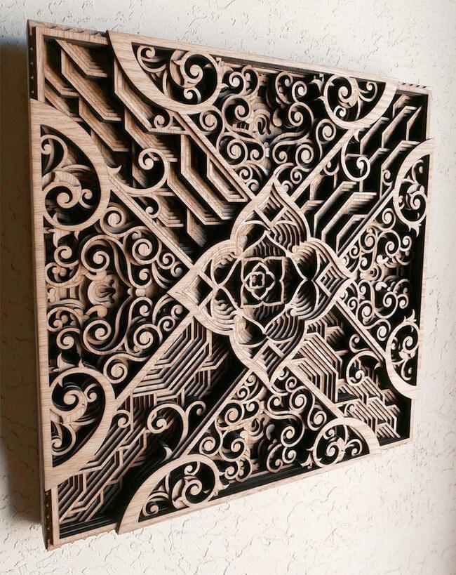 Wood Sculptures by Gabriel Schama 5