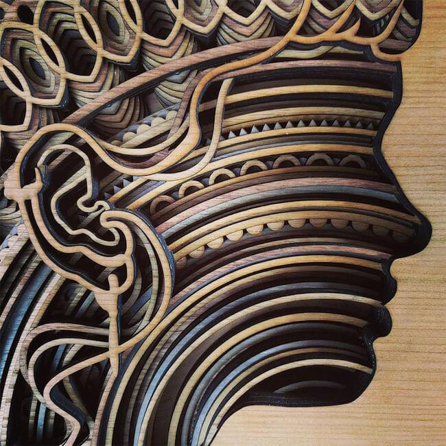 Wood Sculptures by Gabriel Schama 3