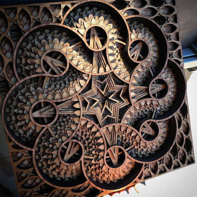 Wood Sculptures by Gabriel Schama 6