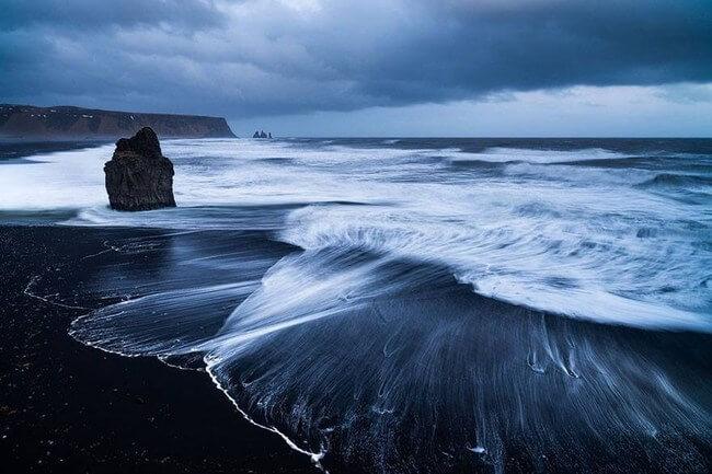 Unusual Beaches Around the World 10