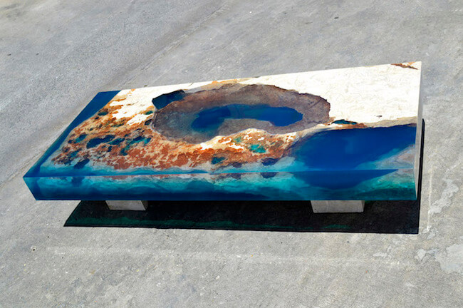 resin table 8