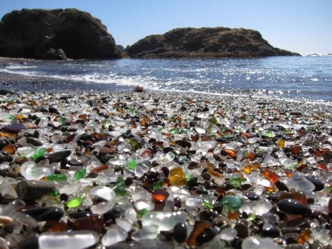 Unusual Beaches Around the World 4