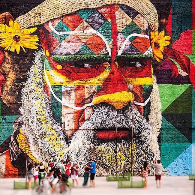 Largest Street Mural 5