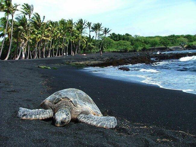 Unusual Beaches Around the World 9