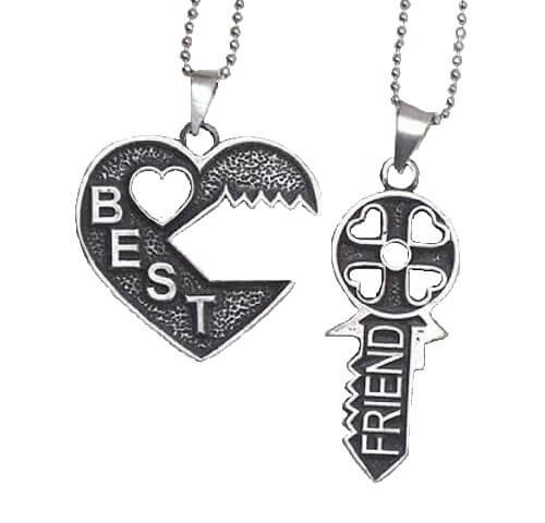 Awesome images about friendship bracelets - Best Friend Necklaces Everything You Want To Know