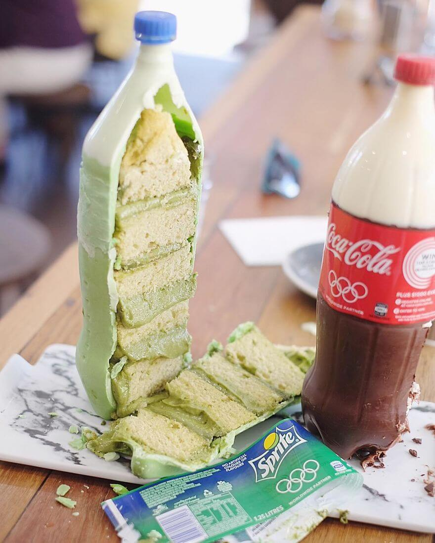 Cakes That Look Like Soda Bottles 6 (1)