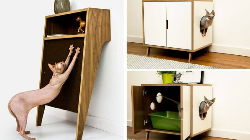 cat furniture ideas feat (1)