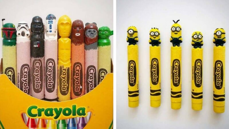 crayon sculptures feat (1)