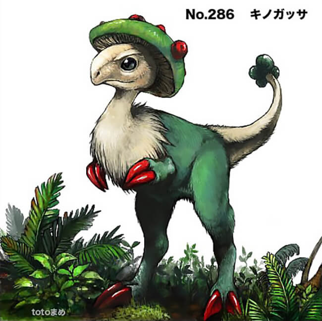 illustrator totomame brings pokemon creatures to life by