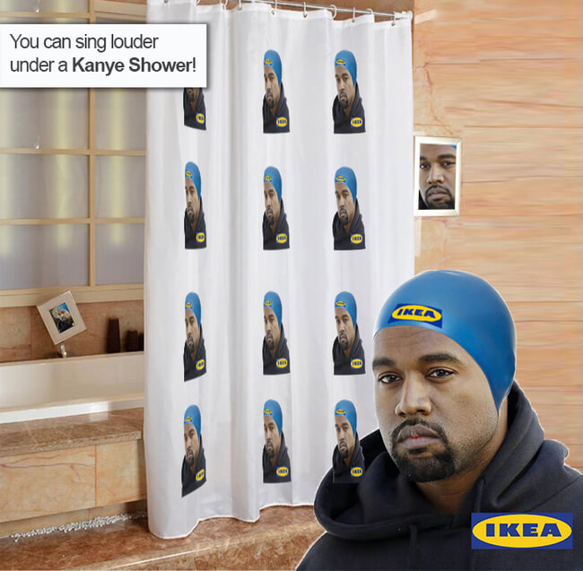 IKEA Trolls Kanye West 13