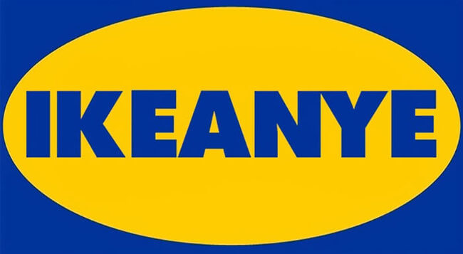 IKEA Trolls Kanye West 8