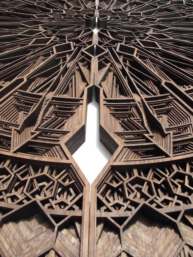 Wood Sculptures by Gabriel Schama 10