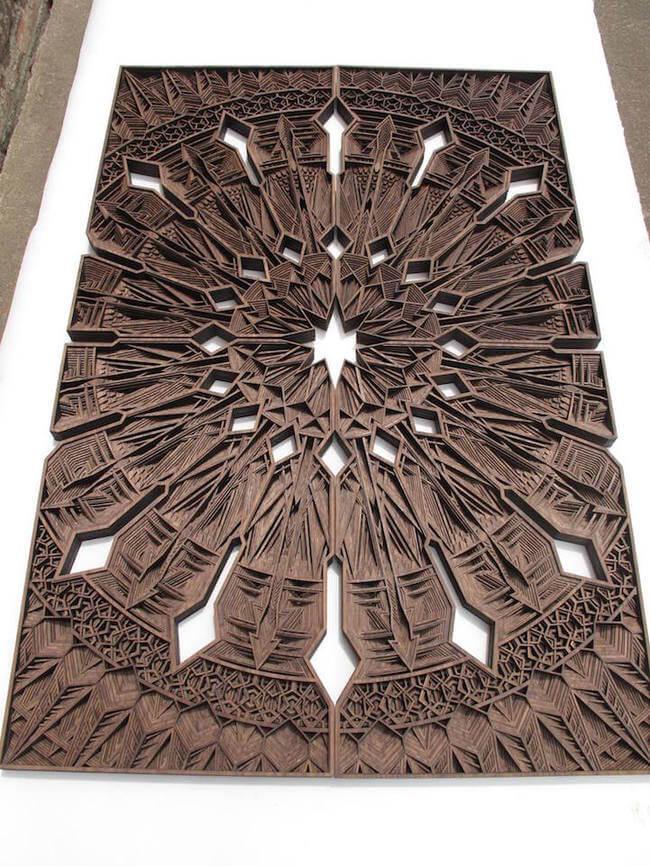 Wood Sculptures by Gabriel Schama 9