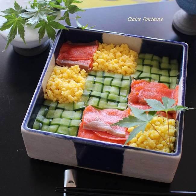 mosaic sushi trend 11