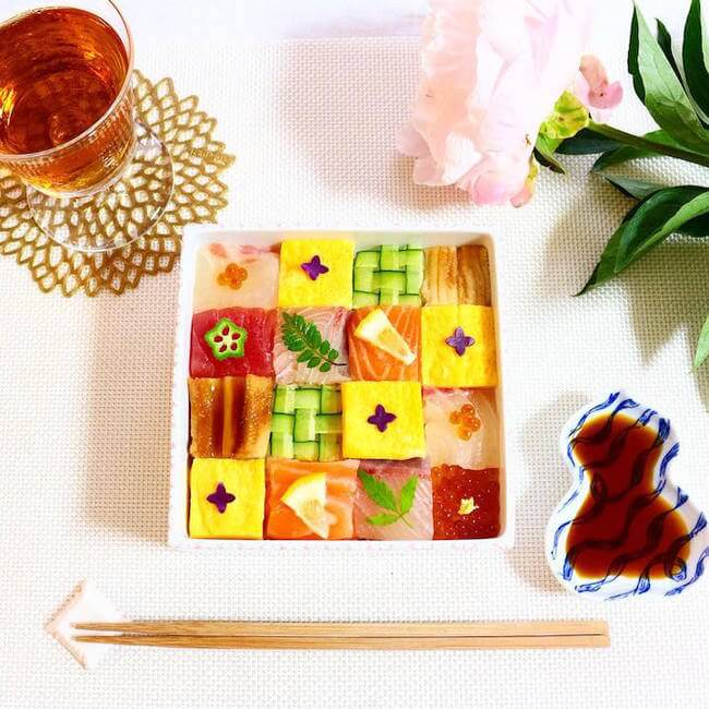 mosaic sushi trend 12
