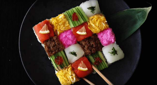 mosaic sushi trend 2