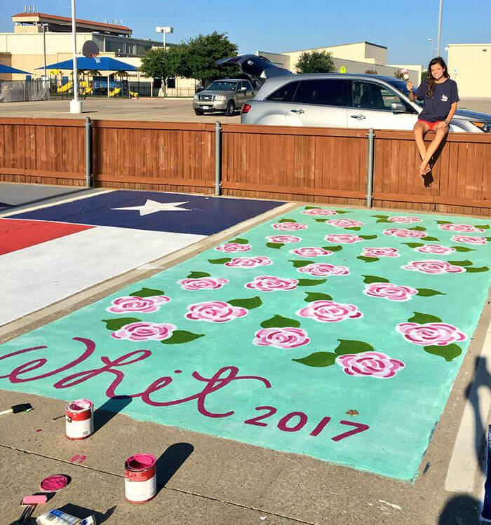 parking spot art by seniors 10 (1)