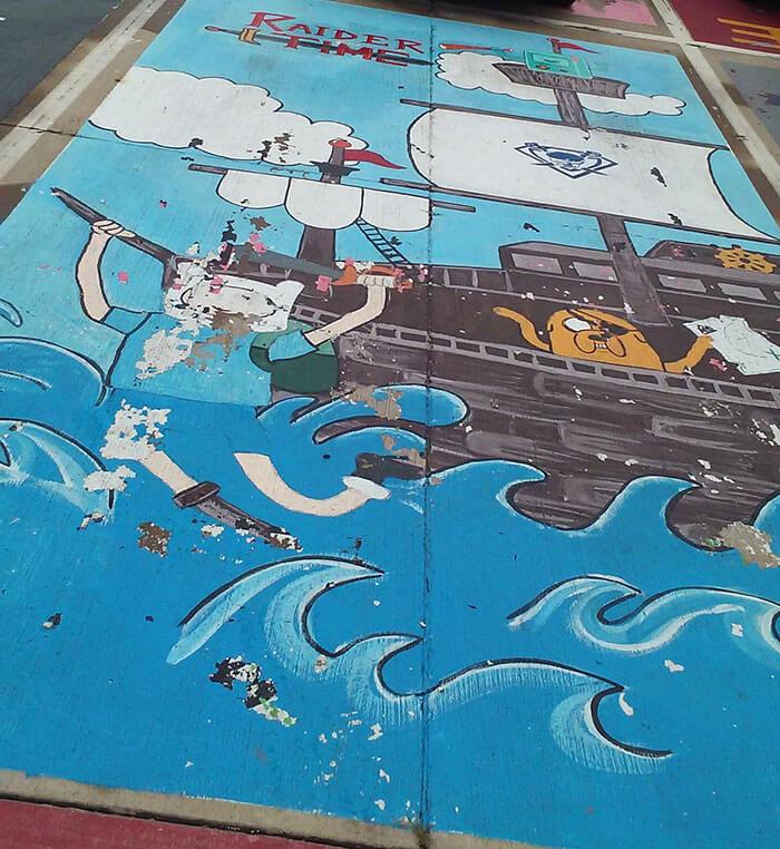 parking spot art by seniors 14 (1)
