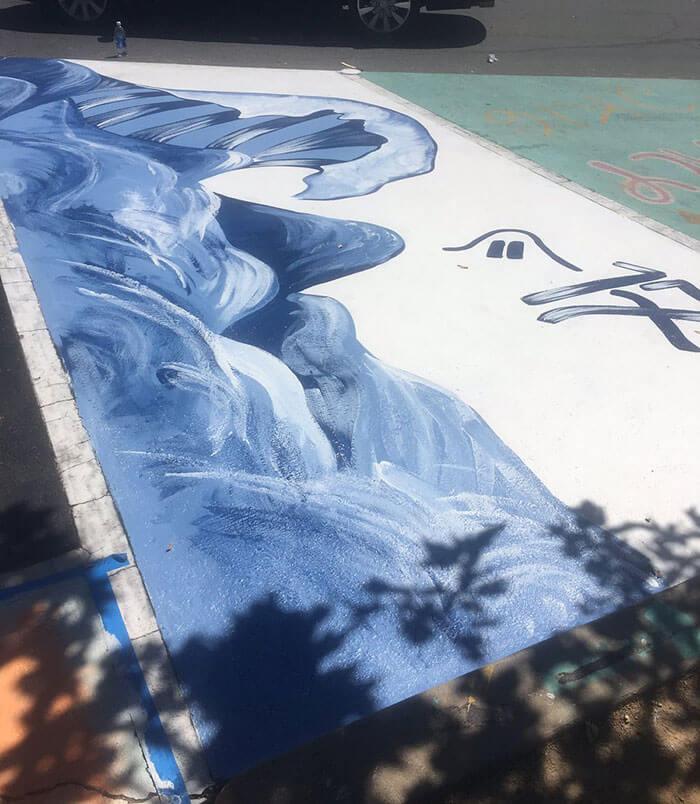 parking spot art by seniors 6 (1)