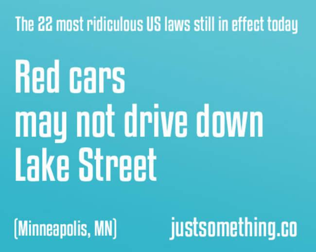 stupid laws 11