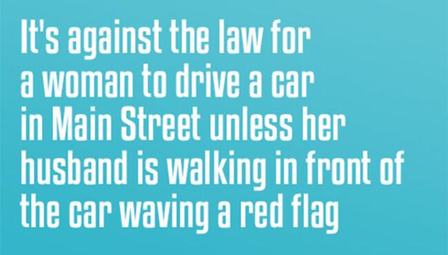 stupid laws 1