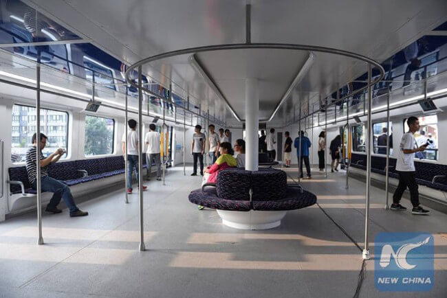 china elevated bus 4