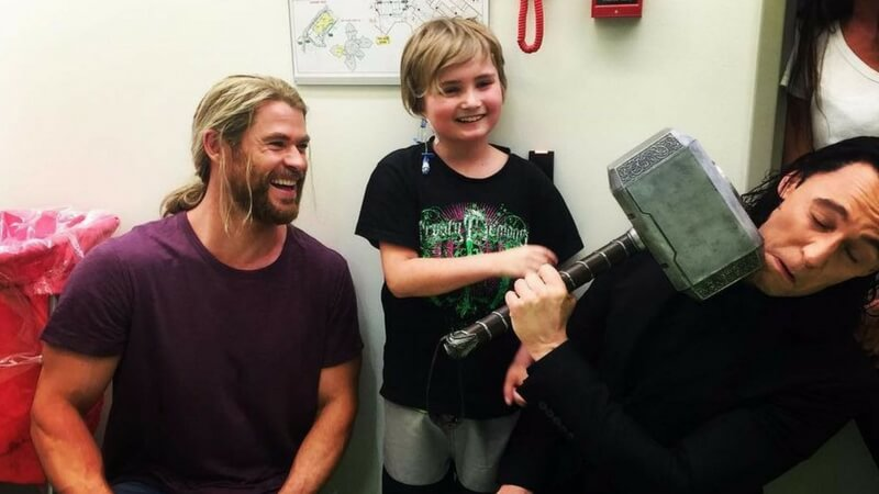 thor and loki children hospital (1)