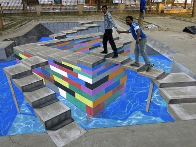 cool street art 8