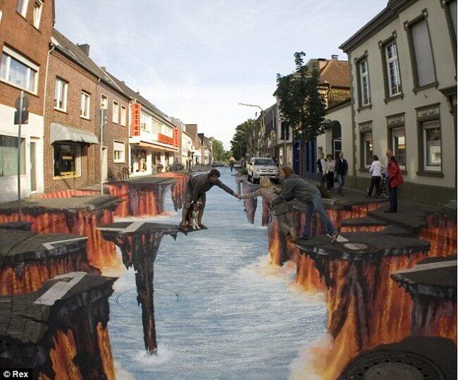 cool street art 14