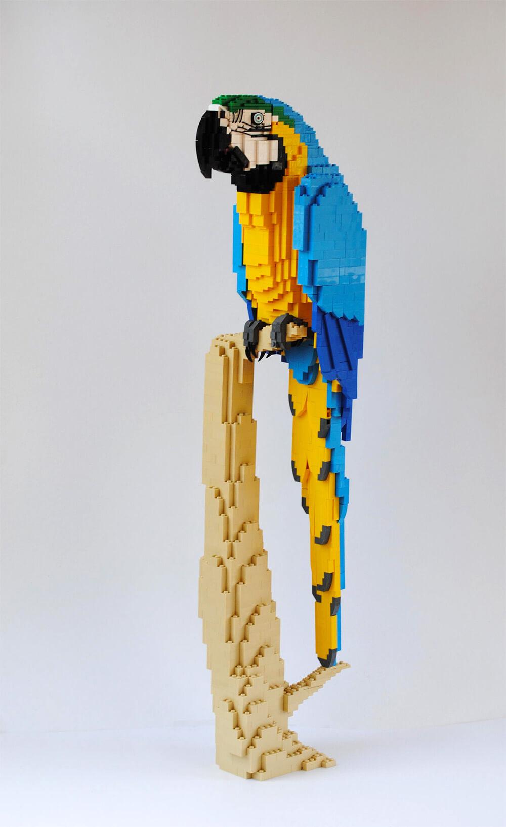 LEGO sculptures 8 (1)