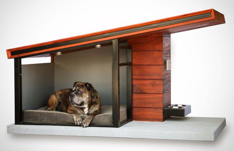 Modern Dog House (1)
