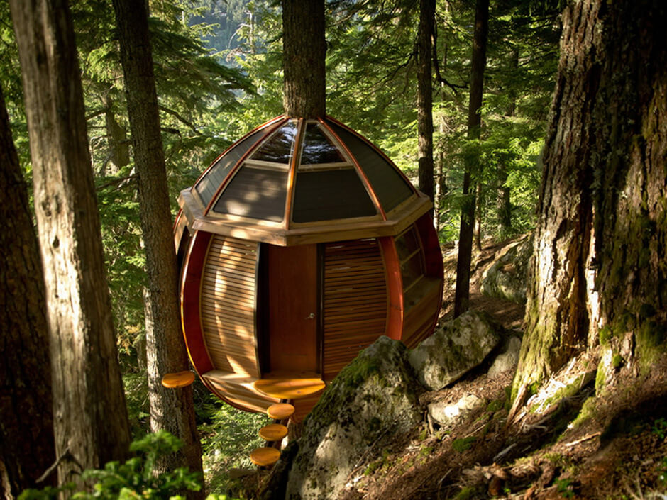 Nice Tree Houses 39 amazing tree houses everyone wished they had growing up