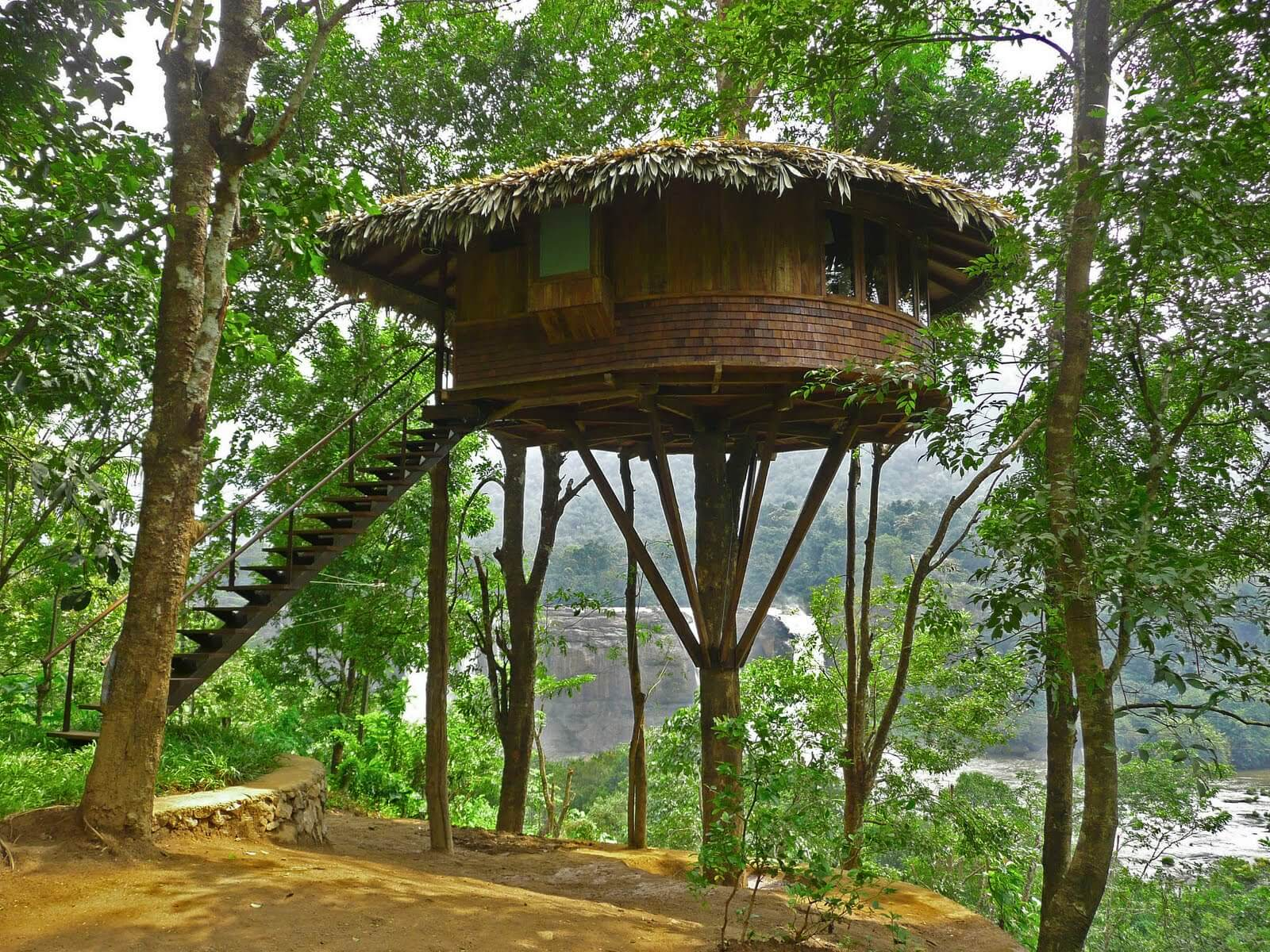 Tree House Plans For Two Trees 39 amazing tree houses everyone wished they had growing up