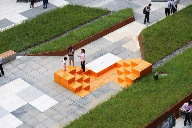 Street Furniture Designs 10. 15 Creative Street Furniture Designs That Are Winning The Urban