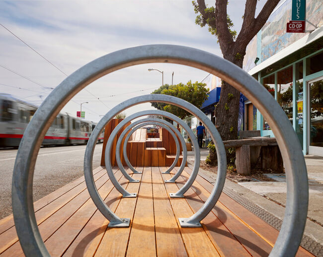 15 creative street furniture designs that are winning the for Creative garden designs toronto