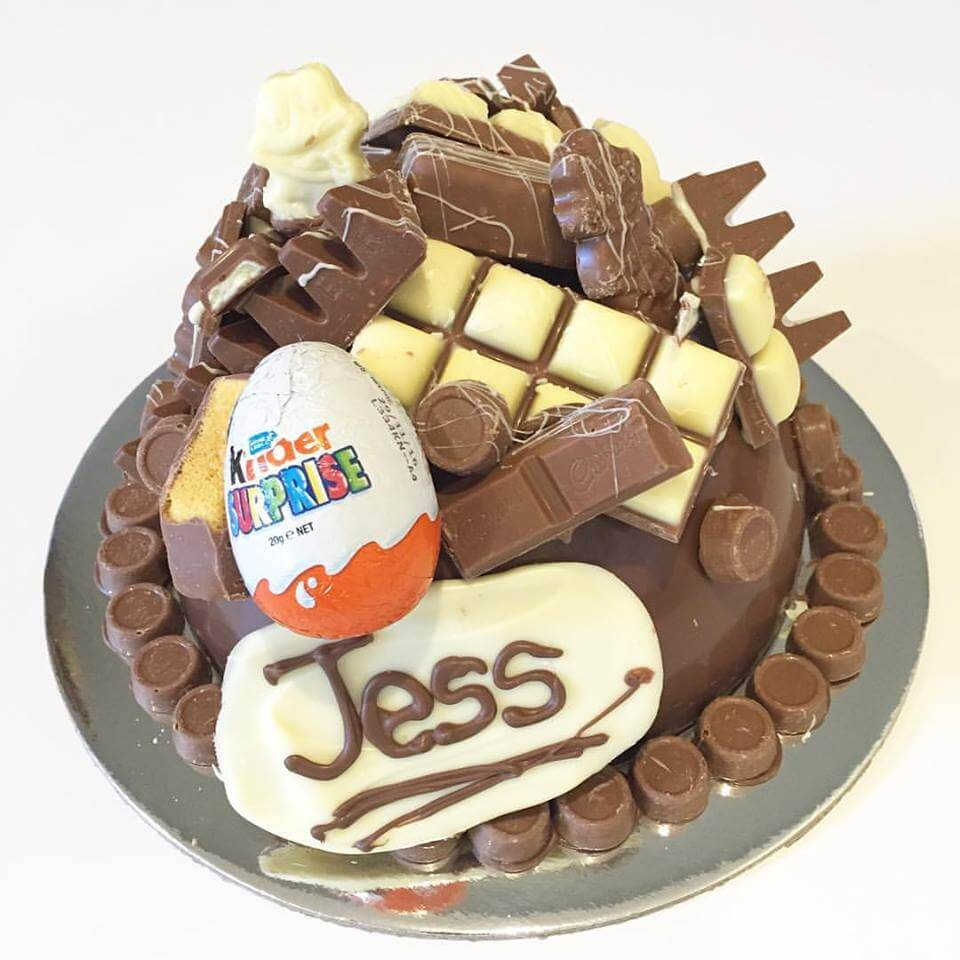 Cool Birthday Cakes For  Year Olds