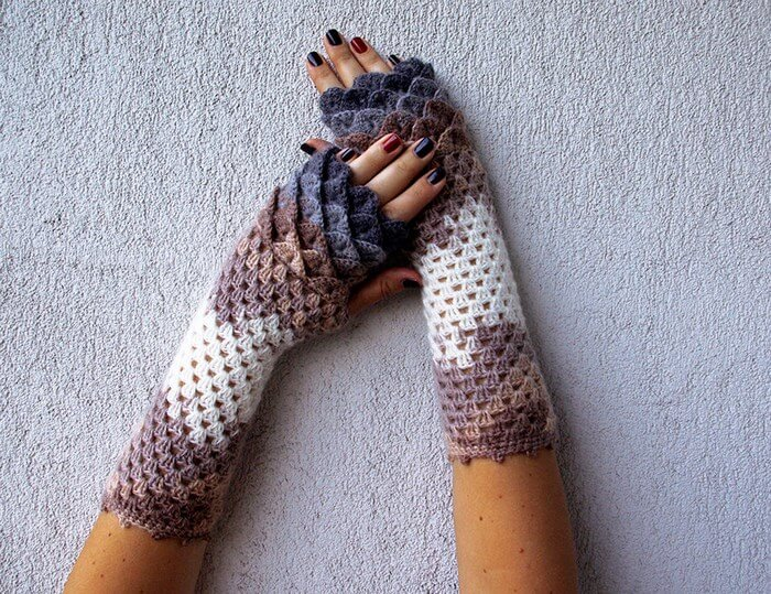 dragon scales gloves 5 (1)