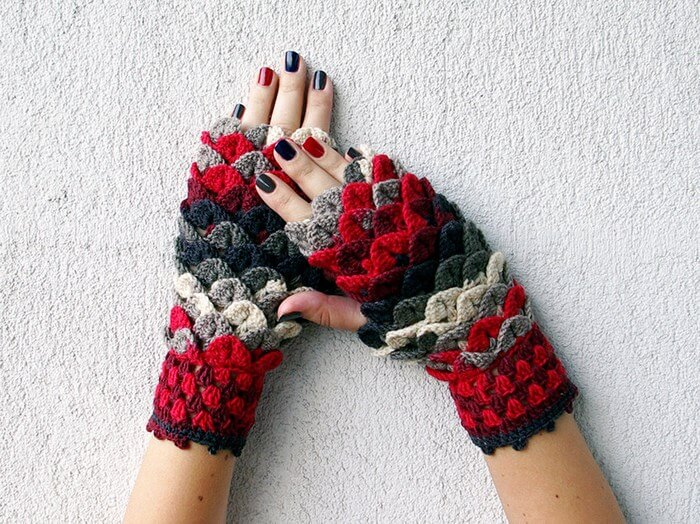 dragon scales gloves 6 (1)
