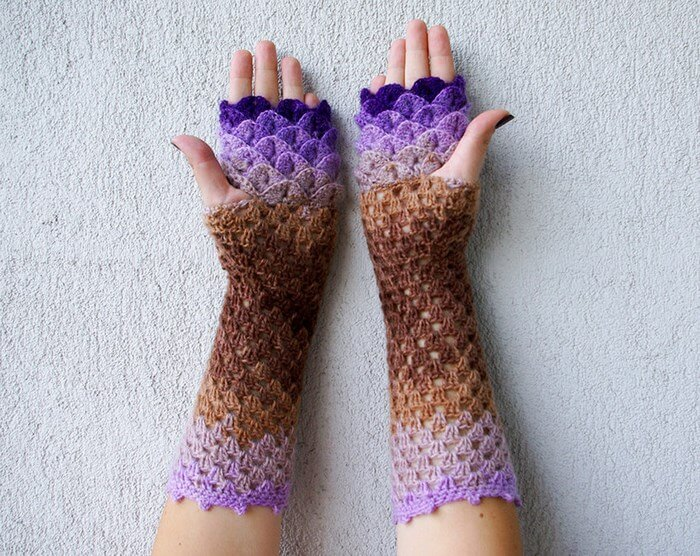 dragon scales gloves 7 (1)