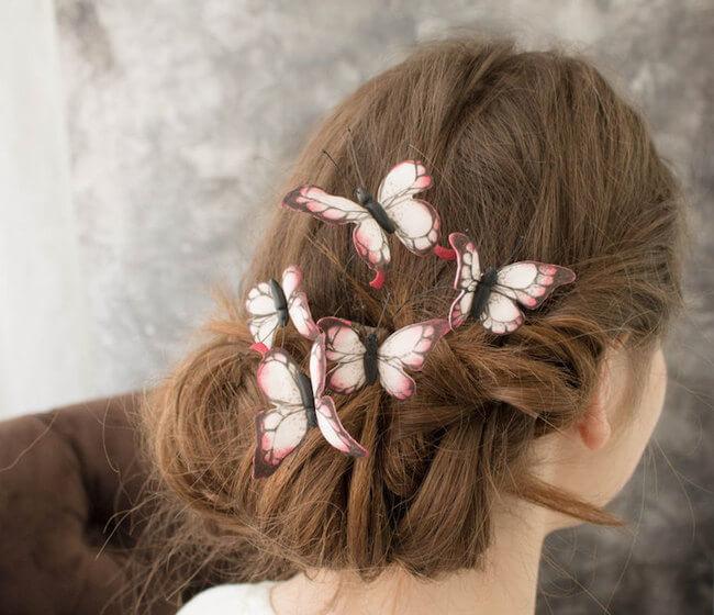 butterfly head crown 6