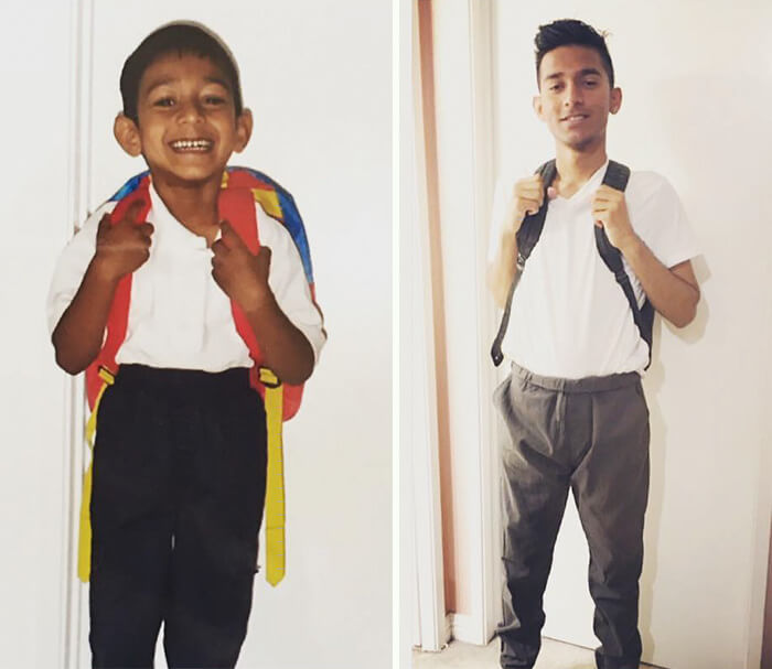 first day of school and last day 17 (1)