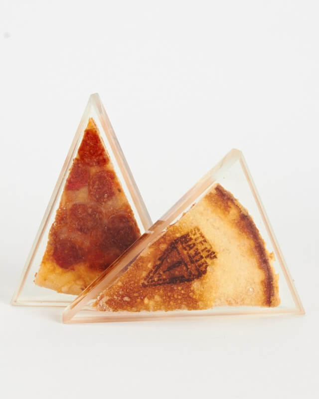 preserved pizza in lucite 2 (1)
