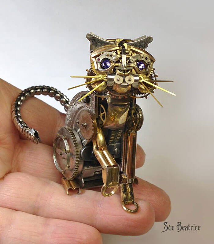 steampunk sculptures 12 (1)