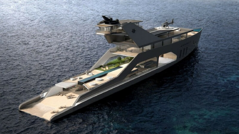 yacht with private beach feat (1)