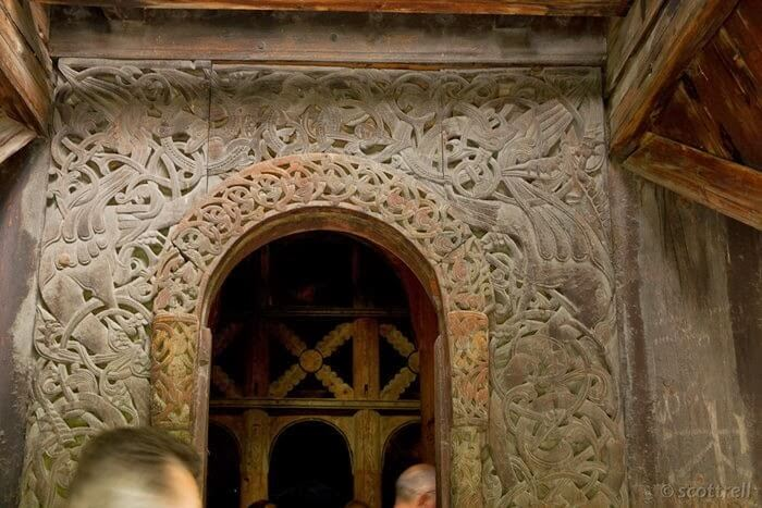 800 year old wooden church 10 (1)