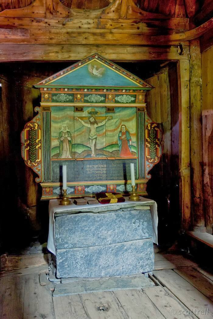 800 year old wooden church 11 (1)