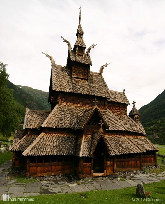 800 year old stave church 2 (1)